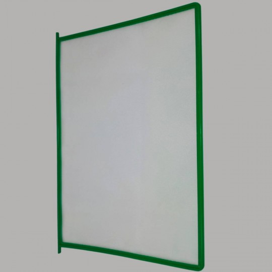 Карман зелёный для перекидной демосистемы