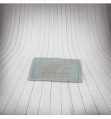 Карман защитный - бэйдж BDG 86х56
